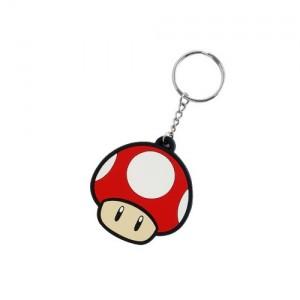 Mario Mushroom Nyckelring